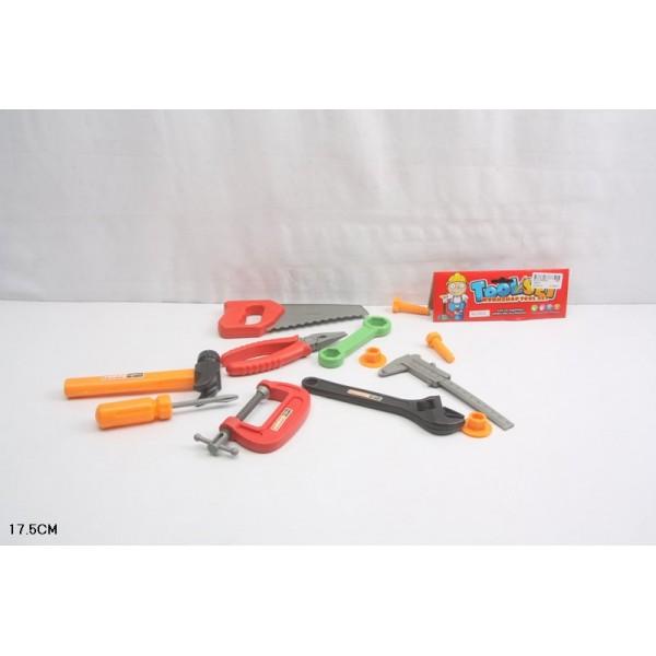Набор инструментов  (2093-6) в пакете 17,5 см
