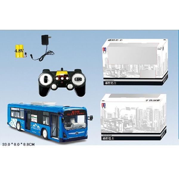 Автобус аккум на р/у  (E635-003)