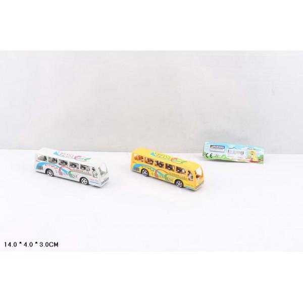 Автобус инерционный 777