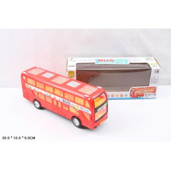 Автобус на батарейках LX721A
