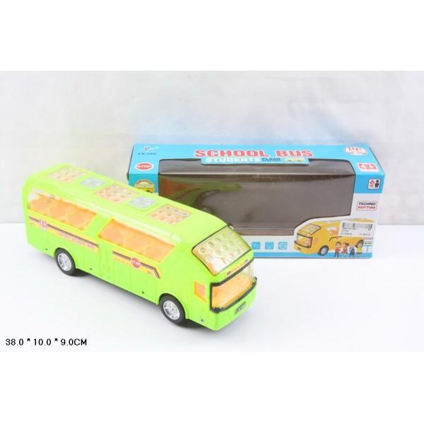 Автобус на батарейках LX722
