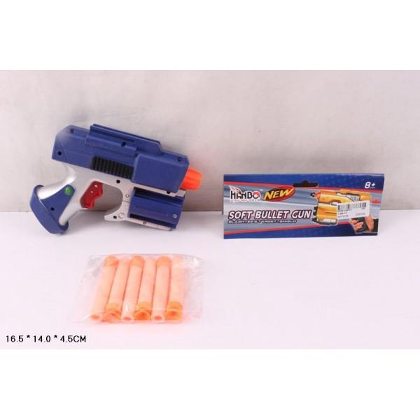 Бластер с поролон.снарядами 118A-10