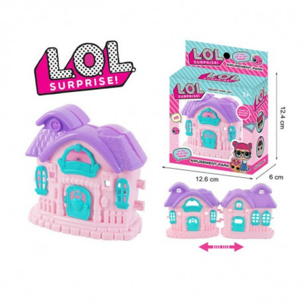 """Дом """"LOL"""" 553-313"""