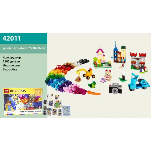 Конструктор 42011