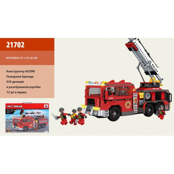 Конструктор AUSINI 21702