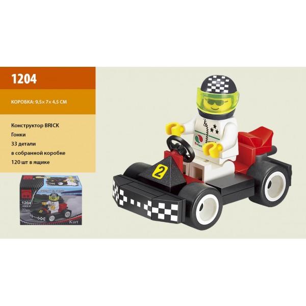"Конструктор ""Brick"" 1204"