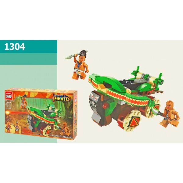 "Конструктор ""Brick"" 1304 ""Pirates"""