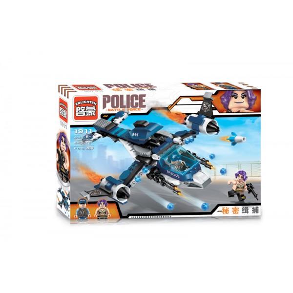 "Конструктор ""Brick"" 1911 ""Police"""