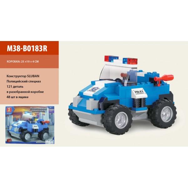 Конструктор SLUBAN M38-B0183R