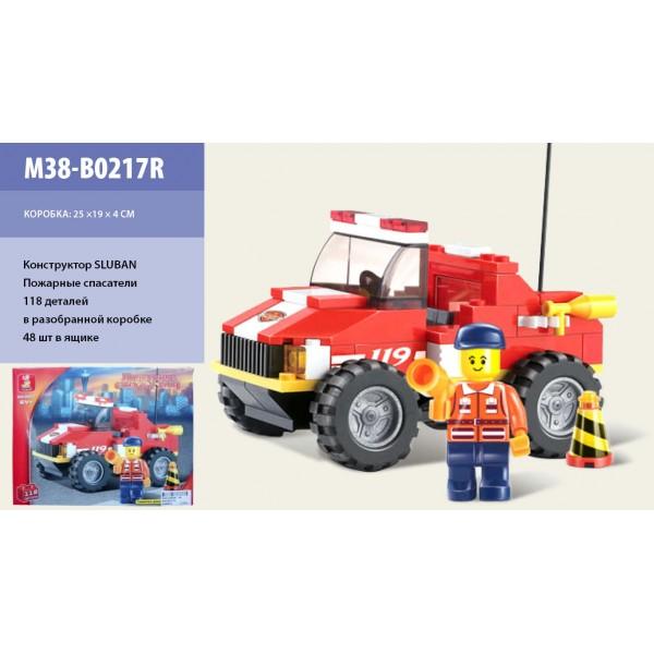 Конструктор SLUBAN M38-B0217R