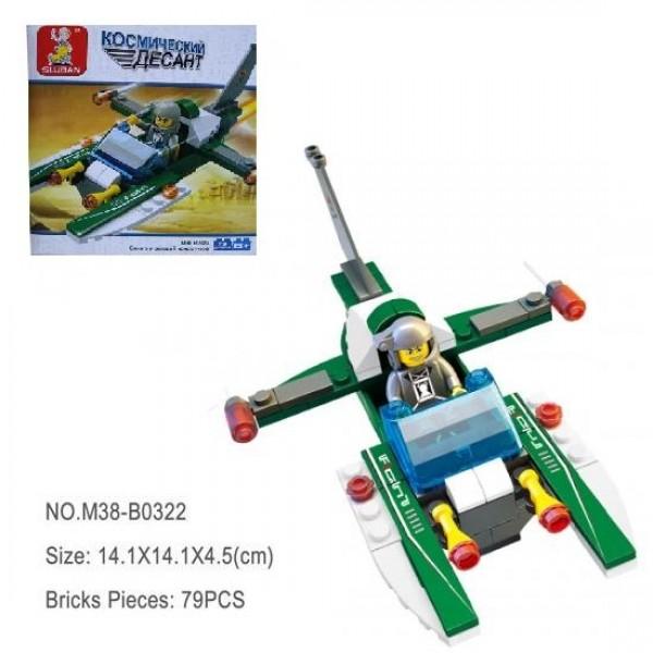 Конструктор SLUBAN M38-B0322 ( M38-B0322R)
