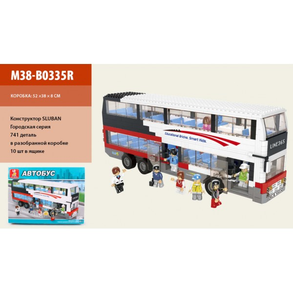 Конструктор SLUBAN M38-B0335R