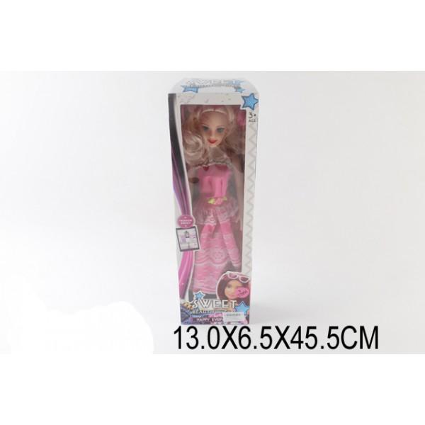 "Кукла бол. типа ""Барби"" (1526031) (061B)"