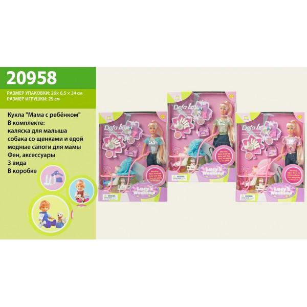 """Кукла """"Defa Lucy"""" (20958)"""