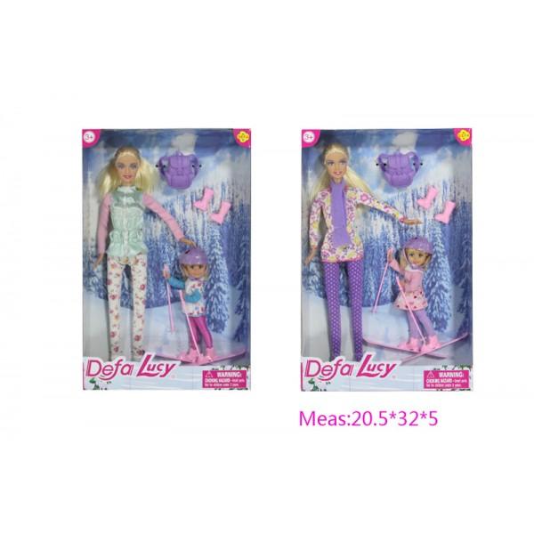 """Кукла """"Defa Lucy"""" (8356)"""
