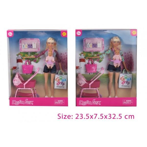 """Кукла """"Defa Lucy"""" (8380)"""