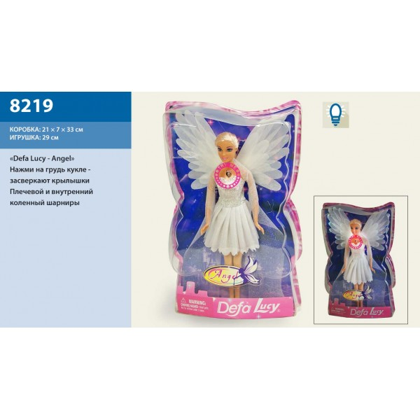 """Кукла """"Defa Lucy""""Ангел""""  (1102309) (8219)"""