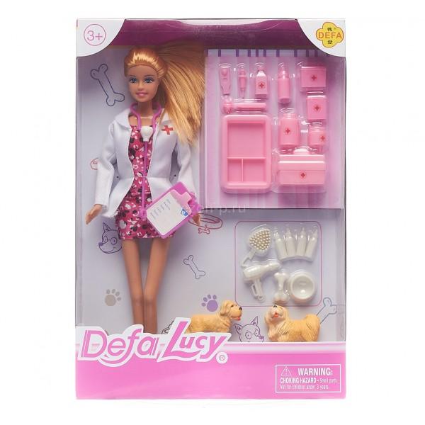 "Кукла ""Defa Lucy""Ветеринар"" (8346A)"