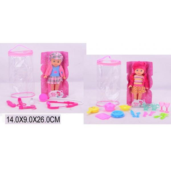 """Кукла """"Доктор/Повар"""" (1453618/9) (8806-5/6P)"""