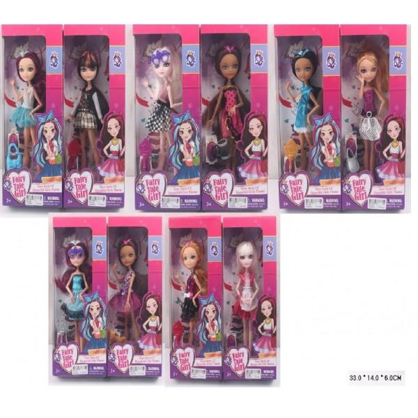 "Кукла ""EAH"" (601-44-5-6-7-8A)"