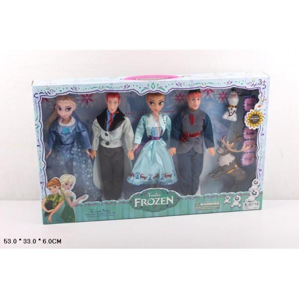 """Кукла """"F"""" (6016C)"""