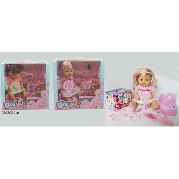 Кукла функциональная  (LD9810C/F)