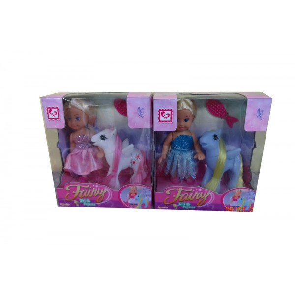 Кукла маленькая  (K899-33)