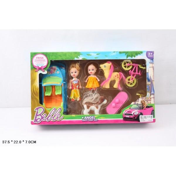 Кукла маленькая (012-1A)