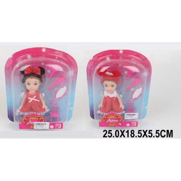 Кукла маленькая (1607406/7) (26004/5)