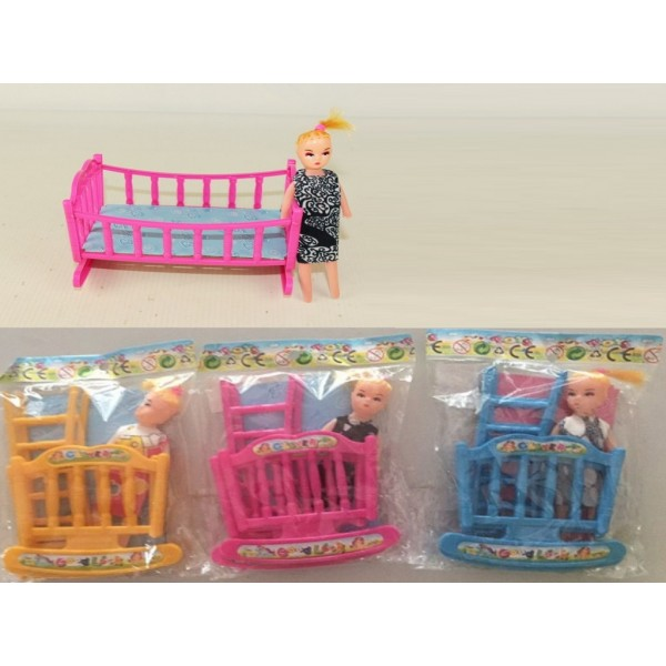 Кукла маленькая (4419-1)