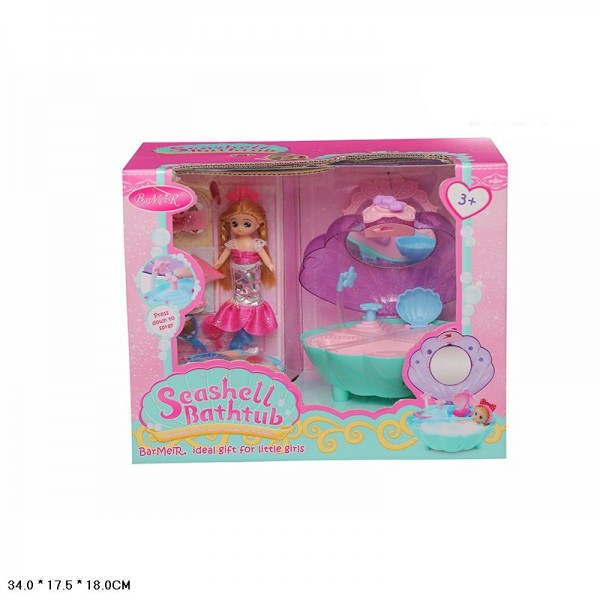Кукла маленькая (613)