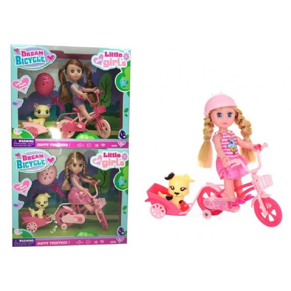Кукла маленькая (63003)