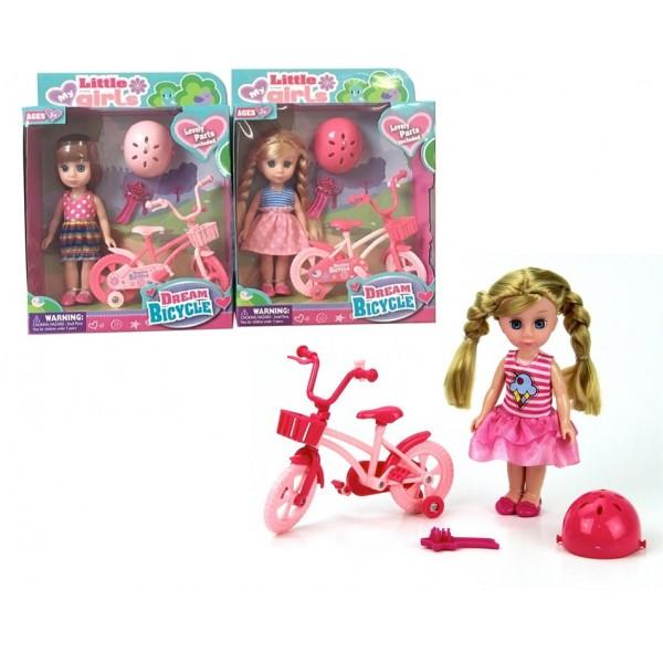 Кукла маленькая (63004)