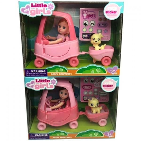 Кукла маленькая (63021)