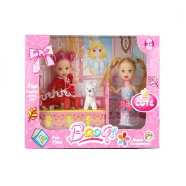 Кукла маленькая (6603E)