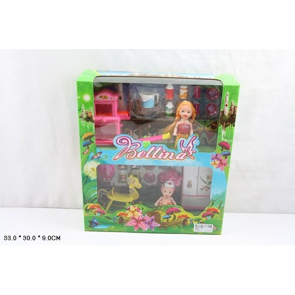 Кукла маленькая (66789)