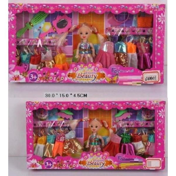 Кукла маленькая (688901/2)