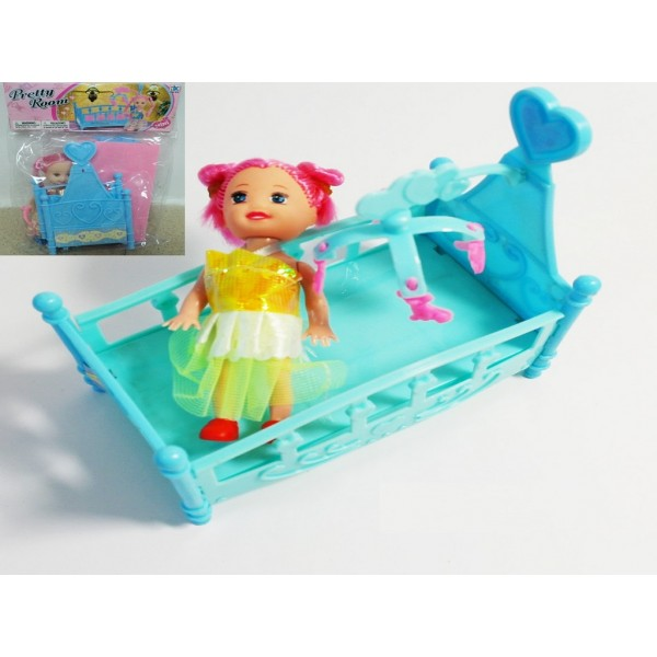 Кукла маленькая (JX900-31)