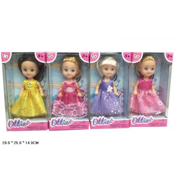"""Кукла маленькая """"Ollie"""" (35006)"""