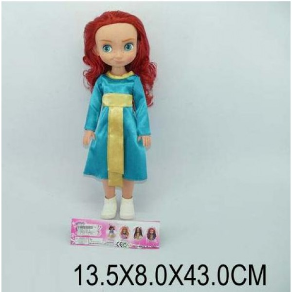 "Кукла ""Принцесса"" (1120361) (802-4)"