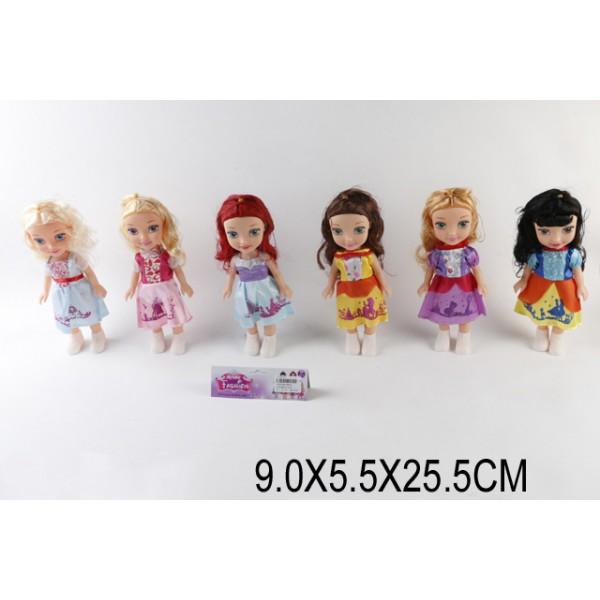 "Кукла ""Принцесса"" (1525766) (P810)"