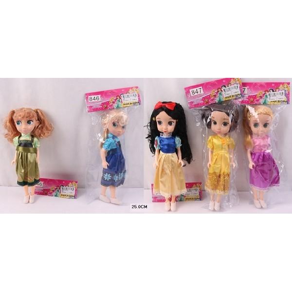 """Кукла """"Принцесса Д"""" (846/7)"""