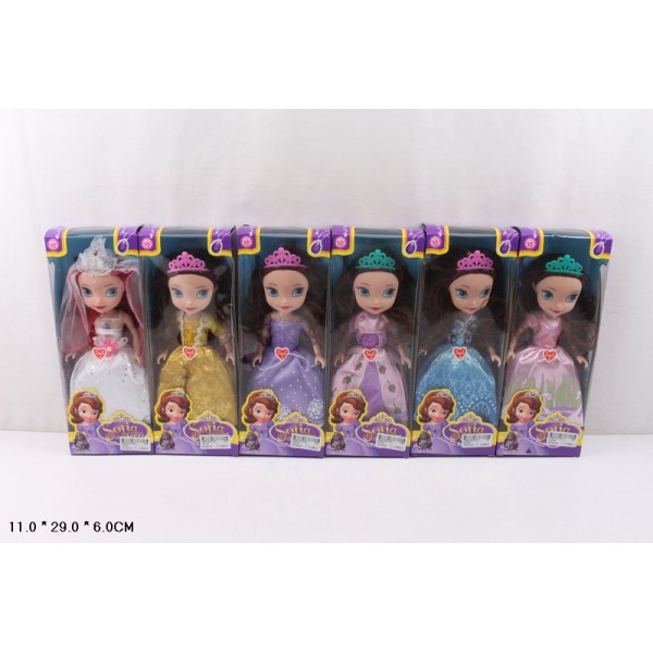 """Кукла """"S""""  (300-6F)"""