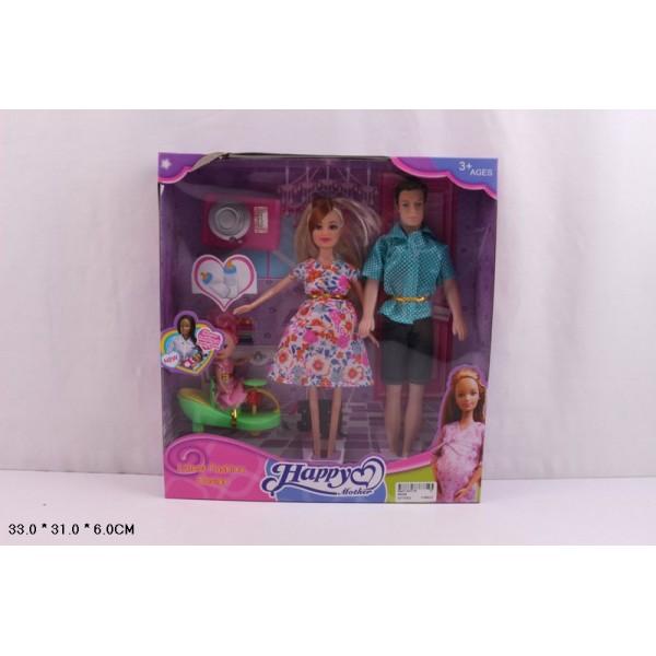 "Кукла ""Семья"" (8806B)"