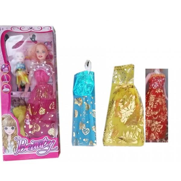 """Кукла типа """"Барби  (9313-2)"""