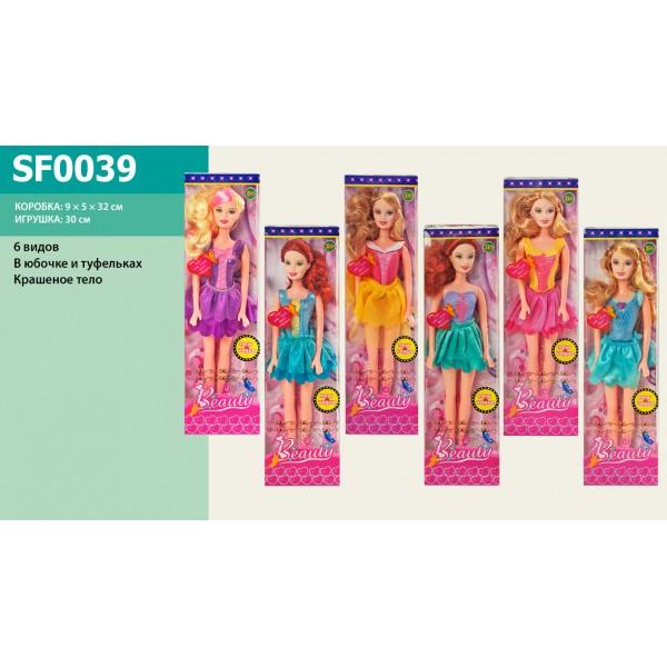 """Кукла типа """"Барби""""  (SF0039)"""