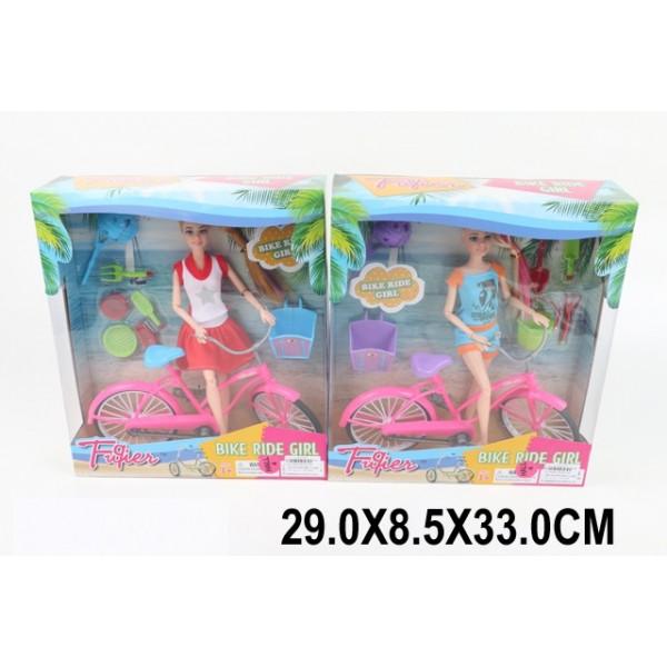 """Кукла типа """"Барби"""" (1574385) (JX100-67)"""