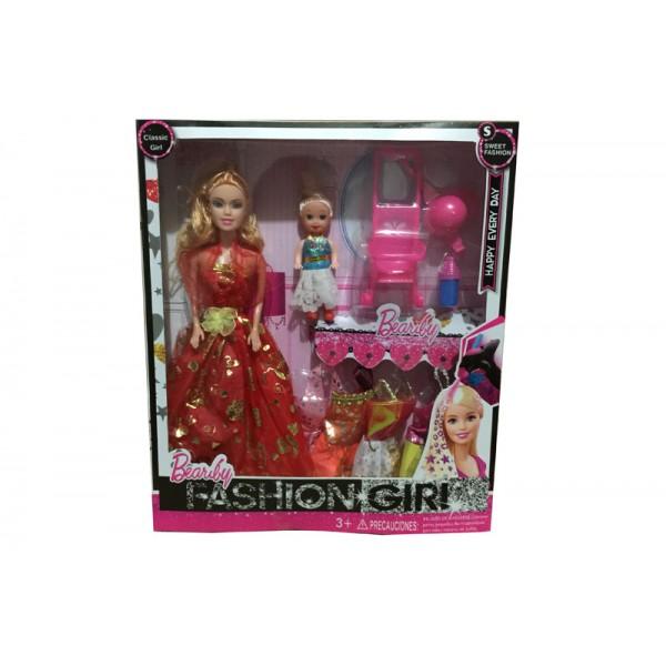 "Кукла типа ""Барби"" (2028D)"