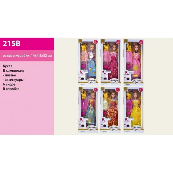 """Кукла типа """"Барби"""" (215B)"""