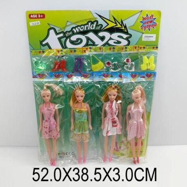 """Кукла типа """"Барби"""" (900819) (328)"""